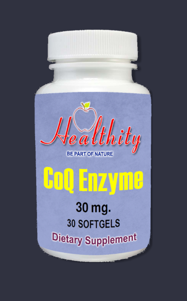 CoQ Enzyme