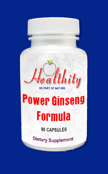 Power Ginseng Formula